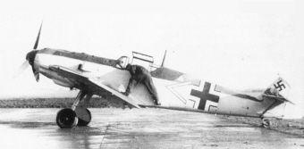 Spitfire Mk I versus Me 109 E