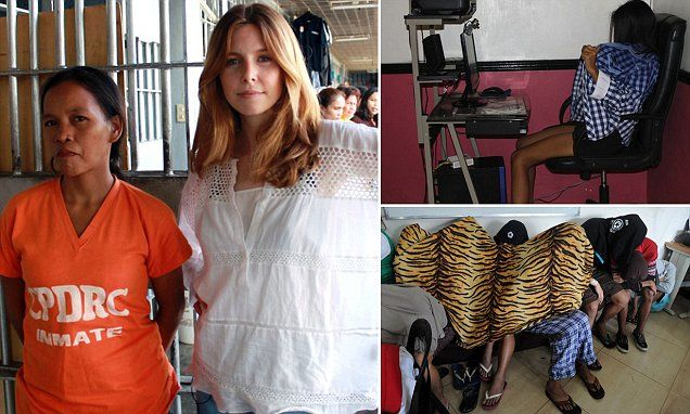 In BBC's Stacey Dooley Investigates, the presenter is horrified to discover that children and young girls are being forced to perform sex acts online, and are often pimped by their own families.