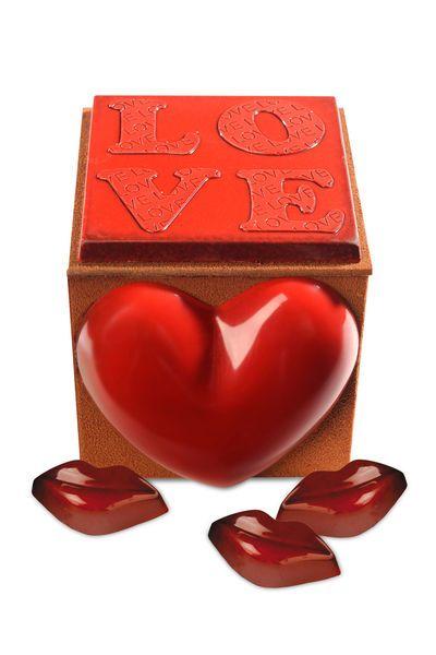 saint valentin 2014 les grands sucr s s 39 enflamment christophe roussel valentine 39 s day. Black Bedroom Furniture Sets. Home Design Ideas