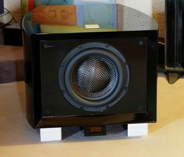 Rel Gibraltar G2 Subwoofer Audio Video Home Theatre