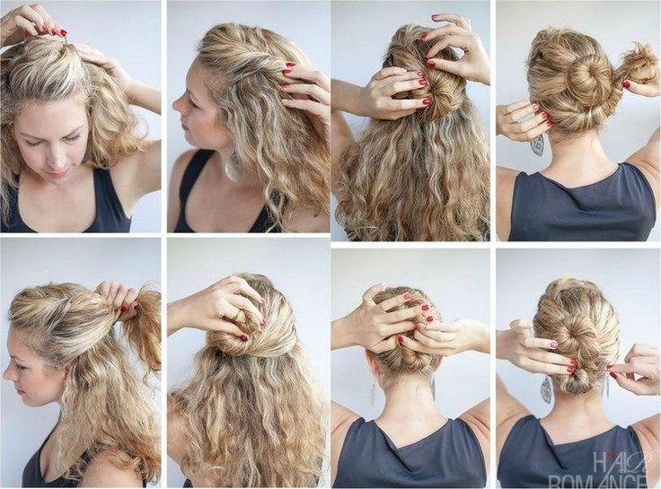 Frisuren fur naturwelle