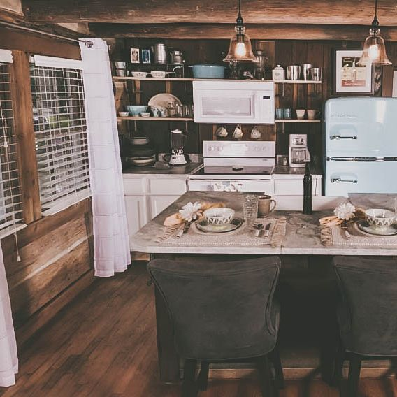Our All Time Favorite Rustic Spaces: 77 Best Cabin Kitchen Images On Pinterest
