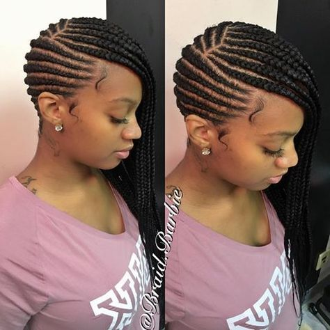 Images By Braid Barbie African Braids Hairstyles