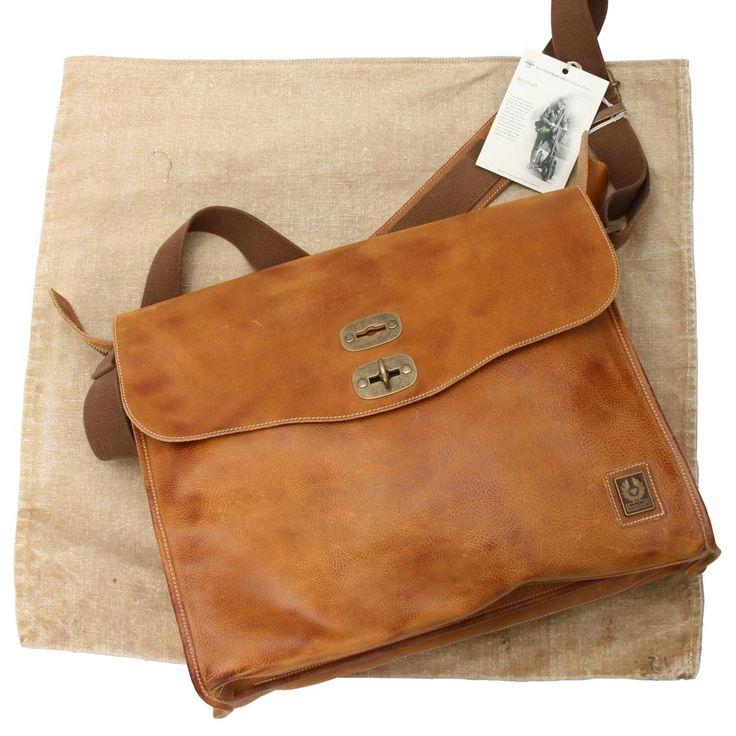 Belstaff postman bag - Estilo de vida y tendencias de moda