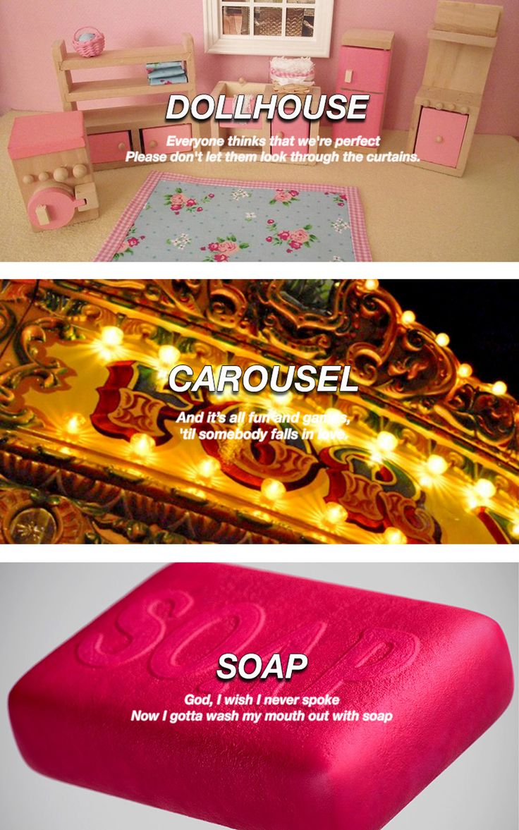 Dollhouse - Carousel - Soap