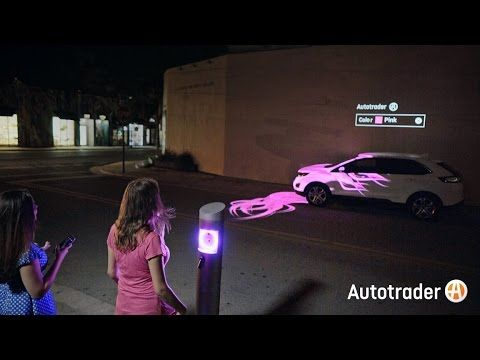 Awesome use of Projection Mapping for Interactive Marketing! – Digital Ambiance