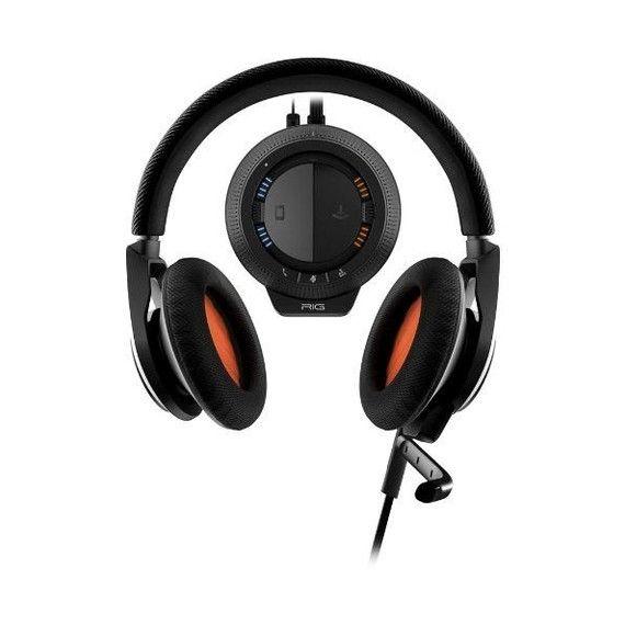 Plantronics Rig Stereo Gaming Audio System (Black)