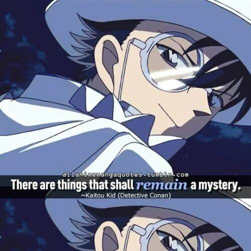 """""""There Are Things That Shall Remain A Mystery"""""""