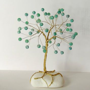 18 best images about gem trees on pinterest how to make for How to make a wire tree of life sculpture