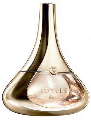 Idylle by Guerlain is a fresh Floral fragrance with freesia, rose, raspberry and lychee in the top. Jasmine, lily-of-the-valley, peony, lily and lilac in the middle. Musk and patchouli in the base. - Fragrantica