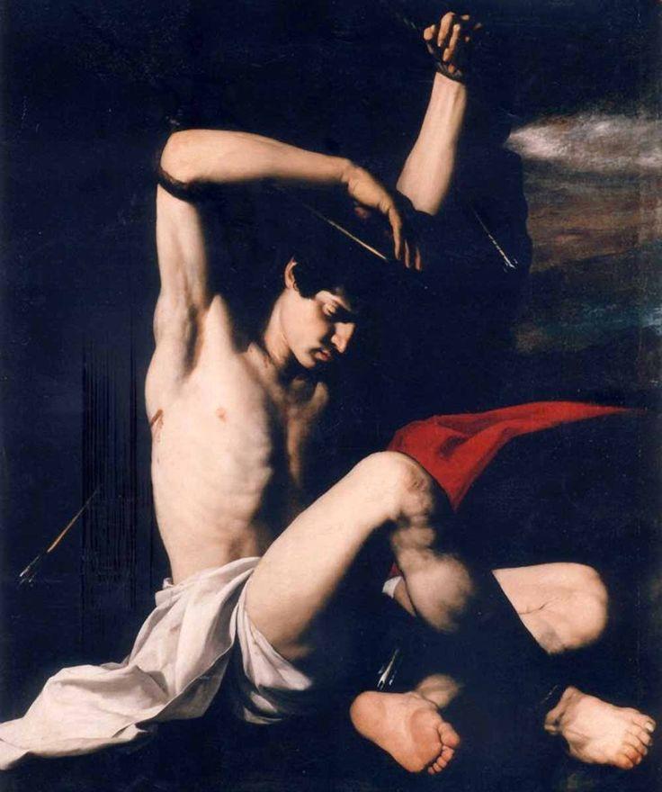 Antonio de Bellis, Saint Sebastian, c. 1650