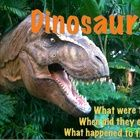 Dinosaurs! What were they? What happened to them? How do we know about them? This 62 slide PowerPoint presentation covers all of these questions an...