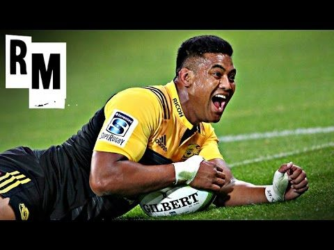 Super Rugby 2016 - Hurricanes | Best Tries ᴴᴰ
