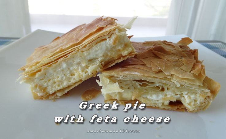 Feta cheese is the most popular and most consumed cheese in Greece. It's a white cheese made mainly of sheep's milk. It's used in many Greek recipes and it is famous around the world. Fillo pies are also very popular in Greek cuisine and they have their roots in ancient Greece. So, here is a … Continue reading Traditional Greek Pie with feta cheese