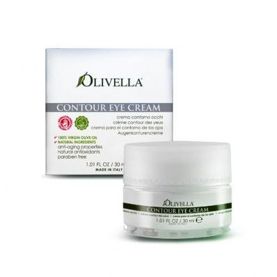I just entered to win an #Olivella Facial Kit, courtesy of Olivella@ Olivella®.  Olivella Contour Eye Cream revitalizes and hydrates your contour eye area. You will notice positive results and rejuvenating effects and our cream diminishes the appearance of fine lines.