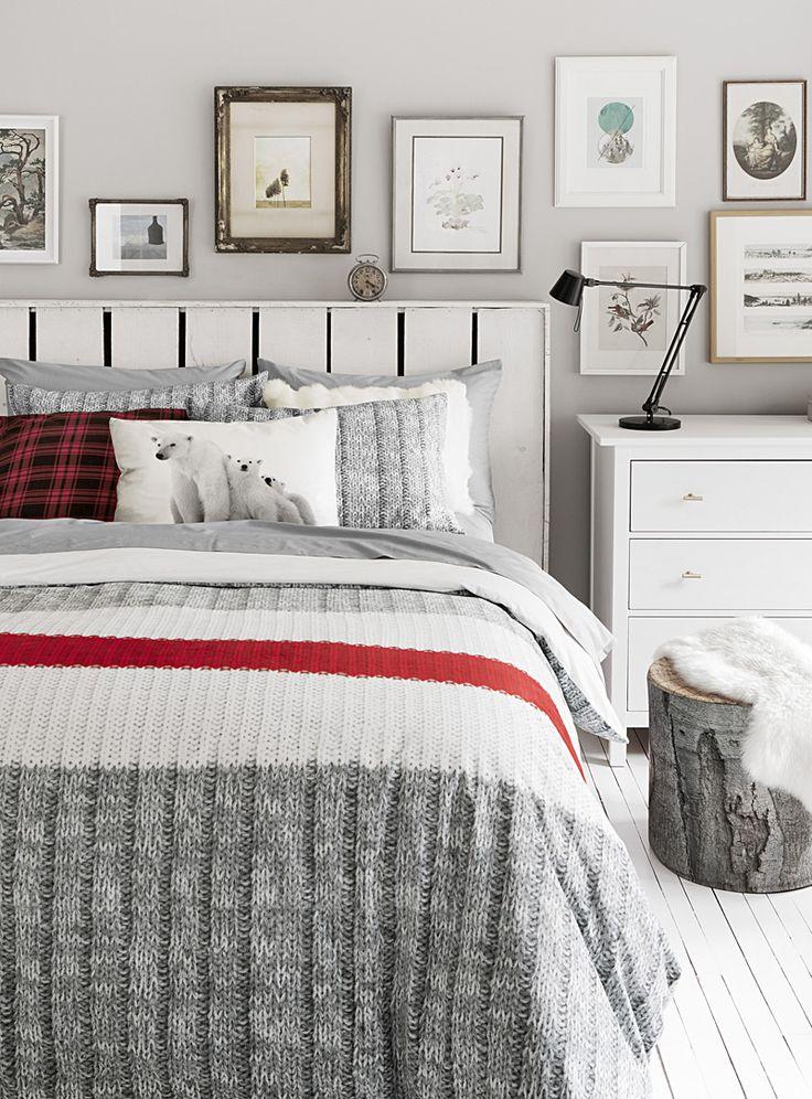 woolsock stripe duvet cover set