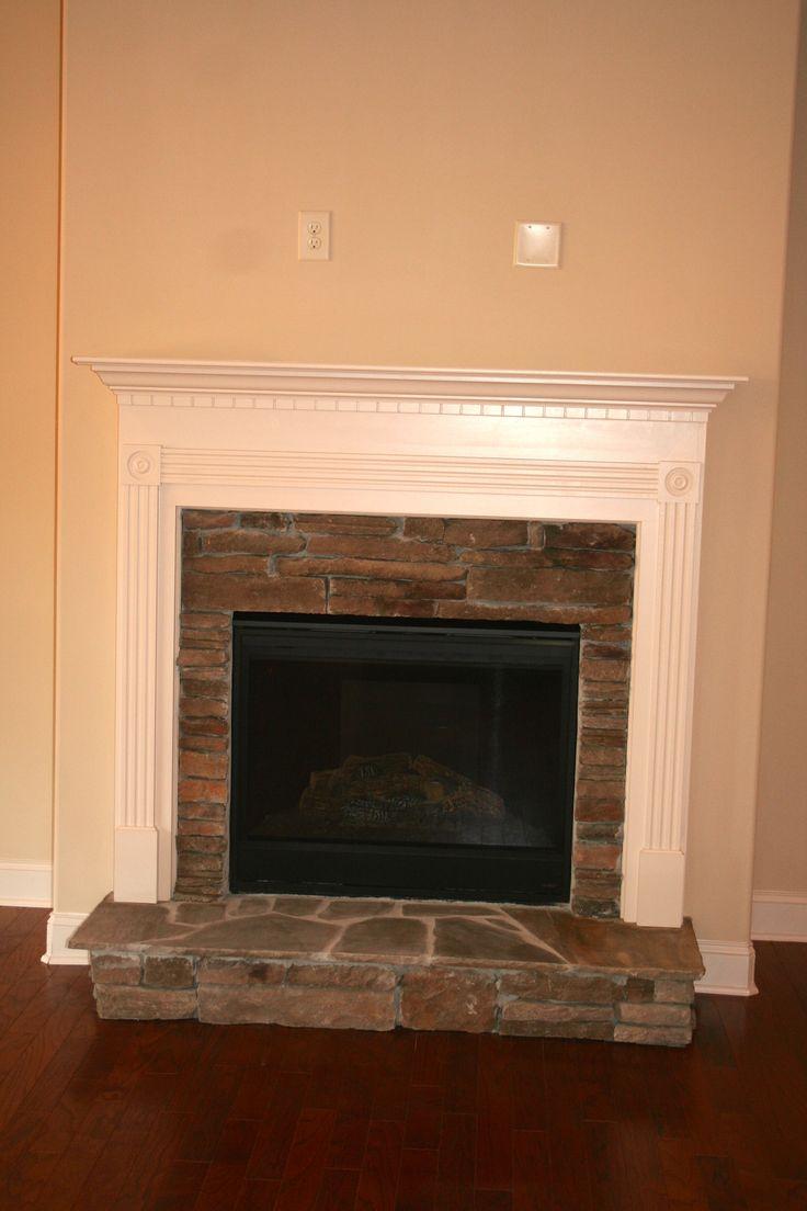 Fireplace Surround Southern Ledgestone Bucks County Stone