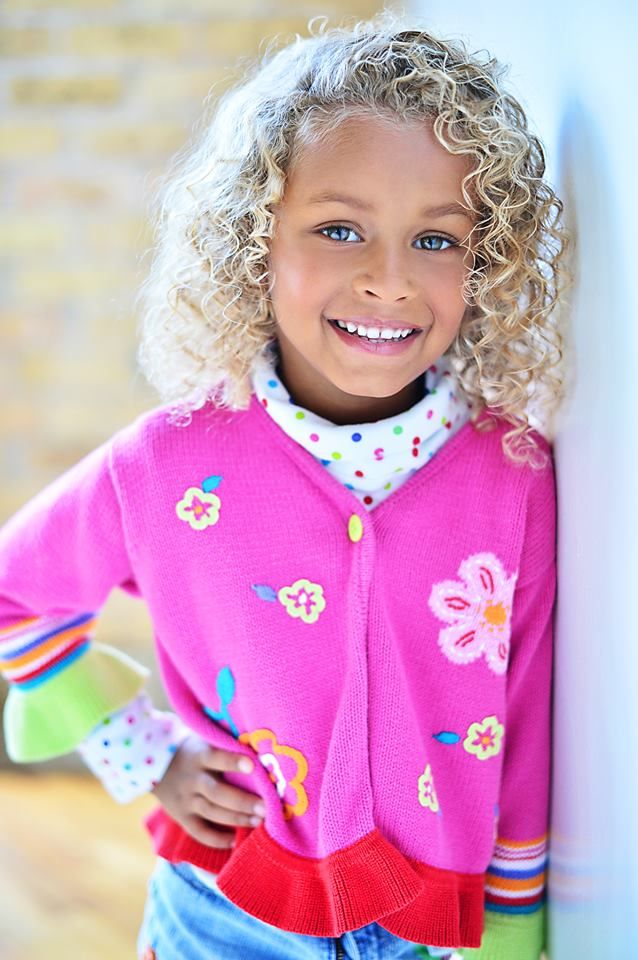 Biracial Toddler Girls Www Pixshark Com Images