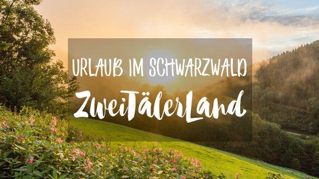 Das ZweiTälerLand im Herzen des Schwarzwaldes war die erste Station unseres Sommer Roadtrip 2017. Zugegeben, mit dem Schwarzwald habeich bisher nur die weltweit bekannte Schwarzwälder Kirschtorte, edles Kirschwasser, traditionell geräucherten Schwarzwälder Schinken und originalSchwarzwälder Kuckucksuhren, so eine, wie siefrüher bei meiner Oma im Flur hing, verbunden. Vom ZweiTälerLand hatte ich bis dato noch nicht einmal …