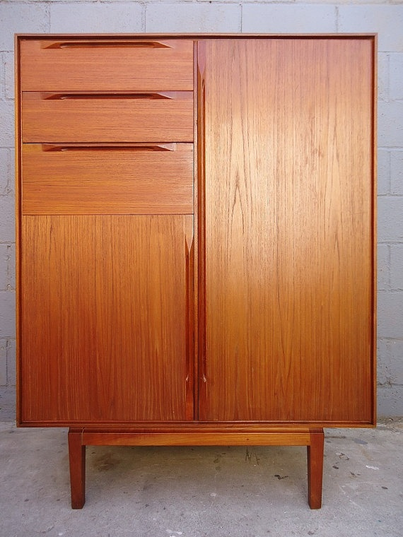 Teak Armoire Cool Products Pinterest Cabinets