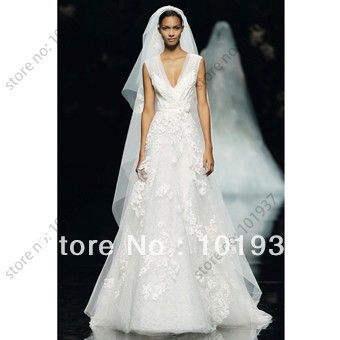 Cheap dress womens, Buy Quality elie saab wedding dresses 2010 directly from China wedding dresses free shipping Suppliers: 	Welcome to Babyonlinedress Store !	 		 	Custom dresses for free, pls let me know your measurements if need.	&