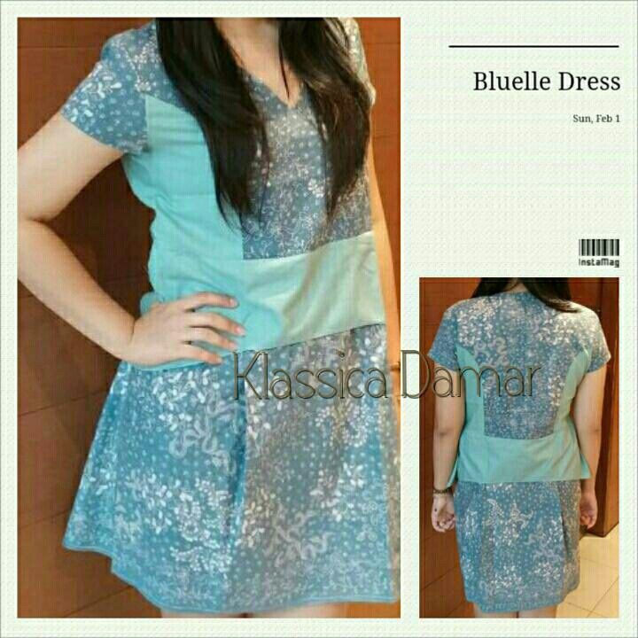 Bluelle Dress