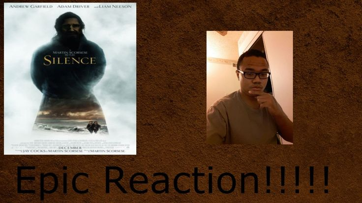 Silence Official Trailer (2016) - Paramount Pictures HONEST REACTION!!!!!