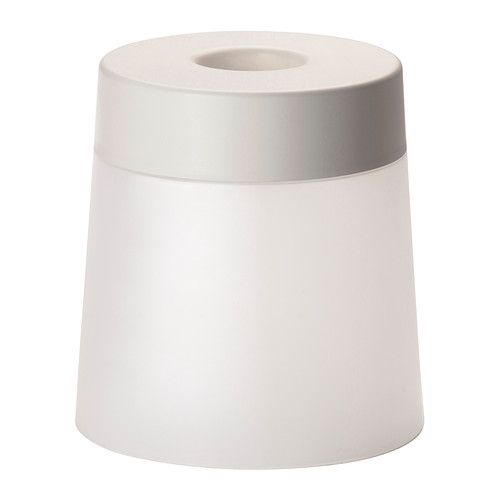 IKEA PS 2014 LED stool lamp IKEA Two functions in one – lamp with cozy mood light and stool that you can sit on.