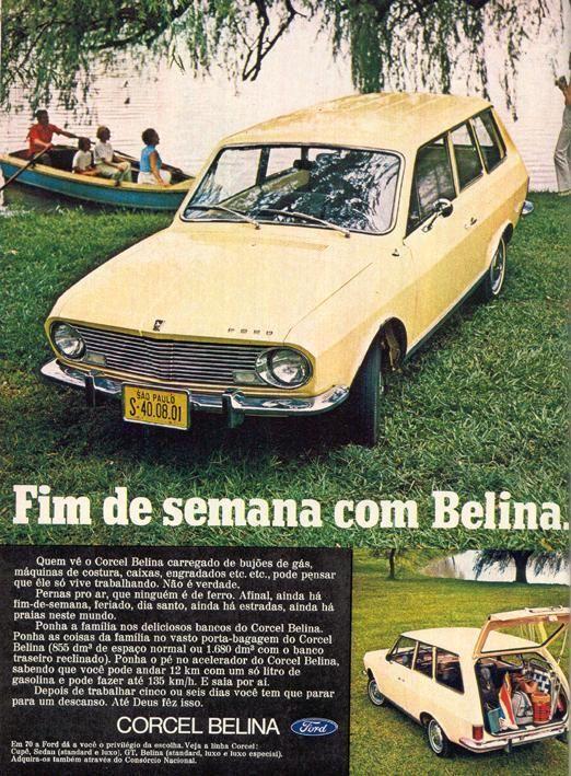 Ford Belina 70