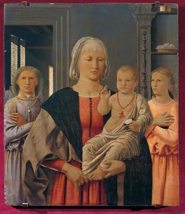 """I Musei San Domenico di Forlì annunciano, a partire dal 13 febbraio, """"Piero della Francesca. Indagine su un mito"""". """"Una mostra come questa non si è mai realizzata"""", spiegano gli organizzatori.  (ANSA)"""