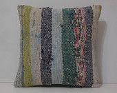 18x18 bluish cheap cushion covers bright living room pillows beach decorative pillow covers large sofa pillows bohemian bedding kilim pillow