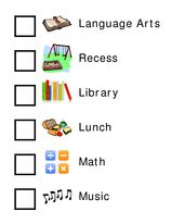 The 25+ best School schedule maker ideas on Pinterest | Cue card ...
