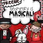"""I just added this to my unit """"Geometry Is Magical.""""  I have created 9 word wall cards (with definitions and pictures) for important 2D geometry voc..."""