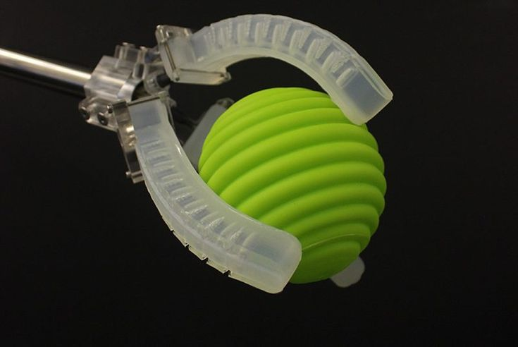 This soft robotic gripper is the result of a platform technology developed by Harvard researchers to create soft robots with embedded sensors that can sense inputs as diverse as movement, pressure, touch, and temperature. Credit: Ryan L. Truby/Harvard University By Leah Burrows Researchers at...