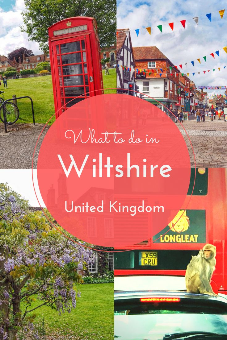 Enjoy the Adventure - What to do in Wiltshire, UK