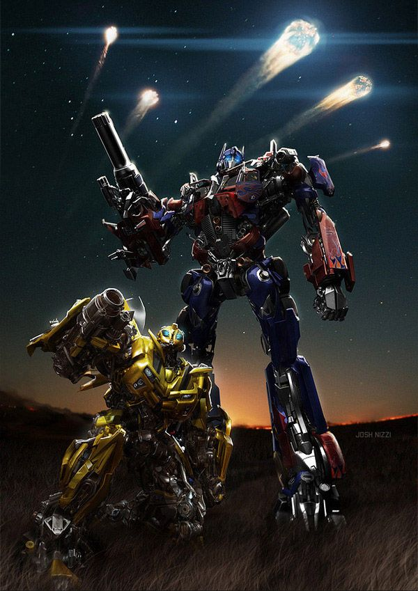 Tribute to Transformers The Movie: 86 Inspiring Artworks