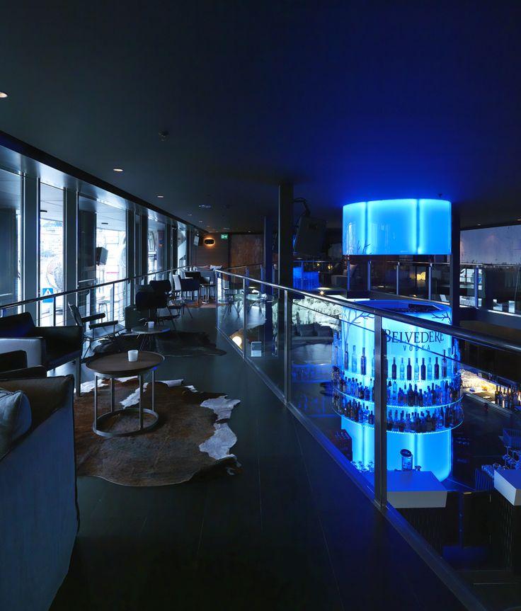 SEVEN Lounge - Lugano
