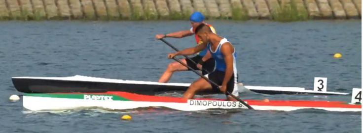 Ο παγκόσμιος πρωταθλητής κανόε- καγιάκ, Στέφανος Δημόπουλος, αφήνει τα κουπιά και μιλάει στο iPop.gr - http://ipop.gr/themata/eimai/o-pagkosmios-protathlitis-kanoe-kagiak-stefanos-dimopoulos-afini-ta-koupia-ke-milai-sto-ipop-gr/