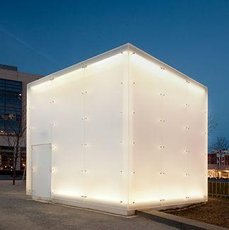 Exterior installation Washington DC