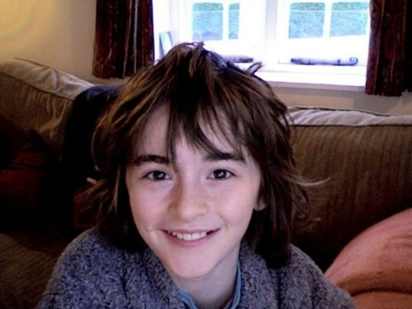 Isaac Hempstead Wright. I don't know whether to adopt you or marry you!