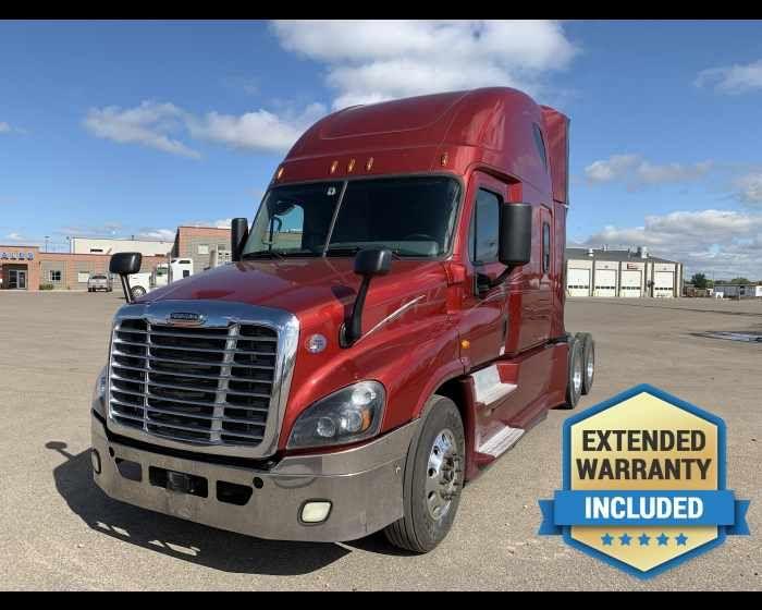 2016 Freightliner Cascadia 52500 Https Www Wallworktrucks Com Buy Used 2016 Freightliner Cascadia North Dakota Vid 69191 Camiones Freightliner Camiones