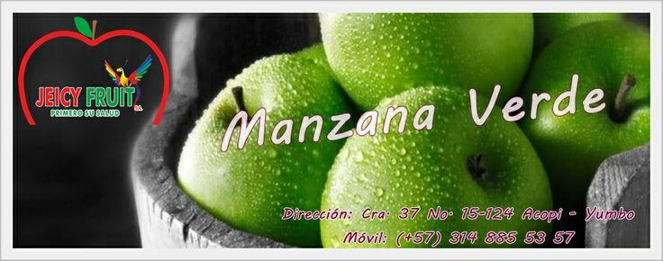 #Manzanaverde