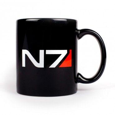 The BioWare Store - N7 Coffee Mug - Barware - Accessories