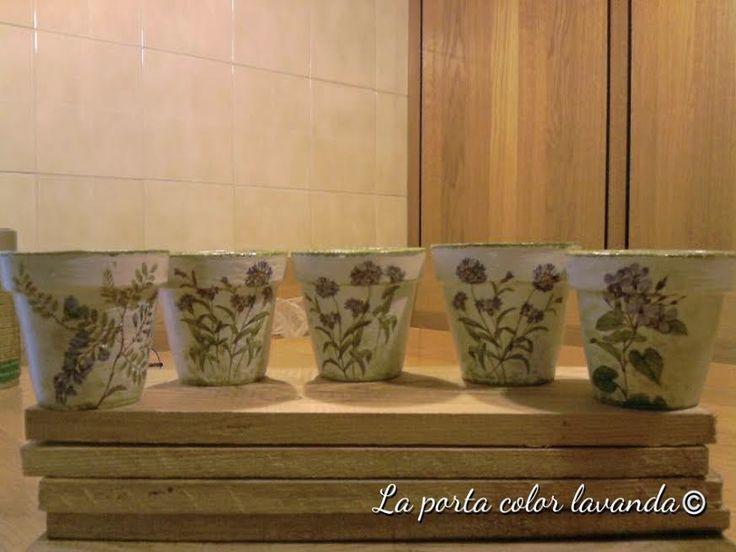 La Porta Color Lavanda: Feste in fiore!