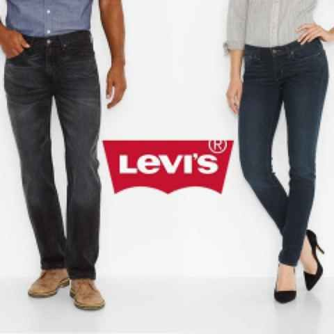 Extra 50% Off All Levi's Sale Styles