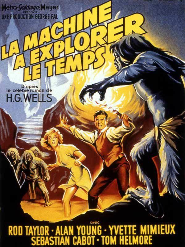 La Machine A Explorer le Temps - 1960 (A la recherche de l'Empyrée terrestre)