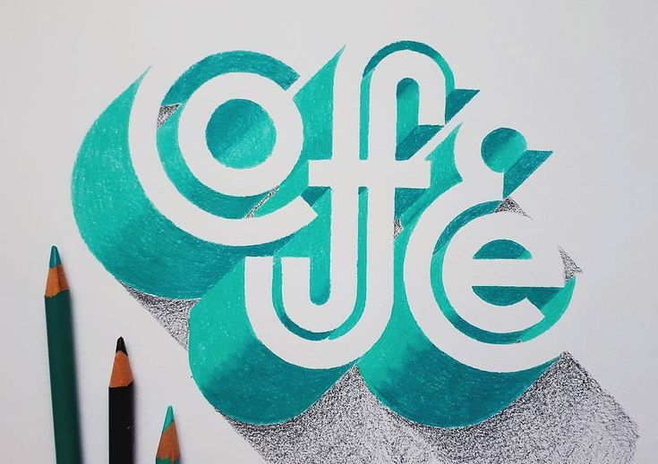 Sweet Hand-Lettering Artworks by Guillermo Vigil
