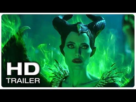 Maleficent 2 Mistress Of Evil Trailer 1 Official New 2019