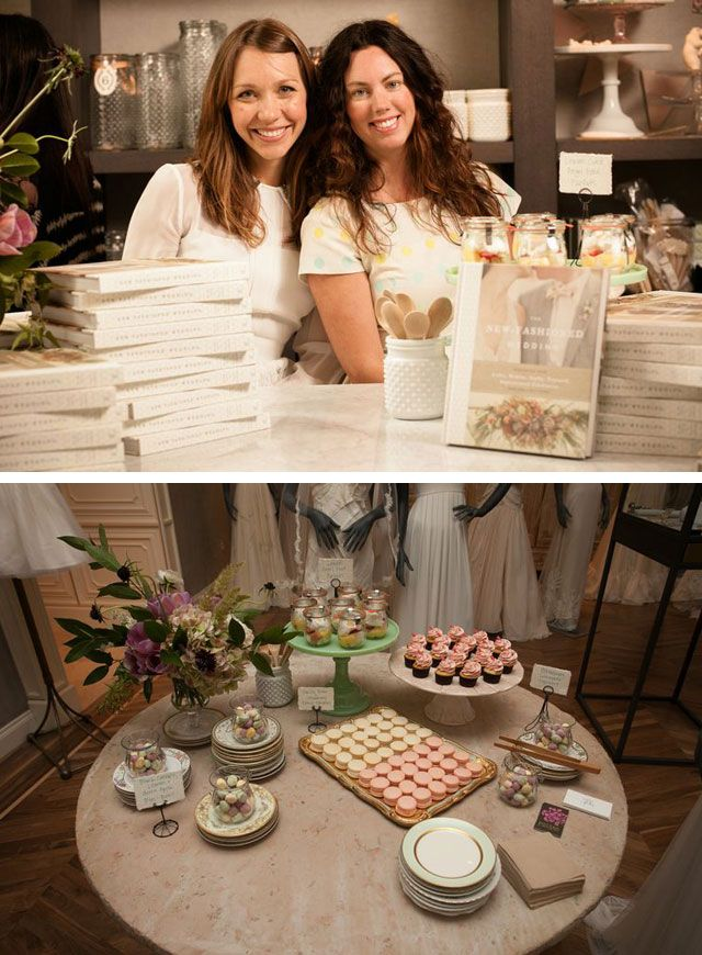 Book Signing at BHLDN Chicago!