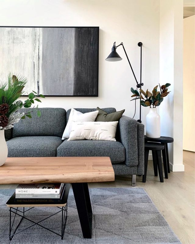 How to Design a Minimalist Living Room in 2020 ...